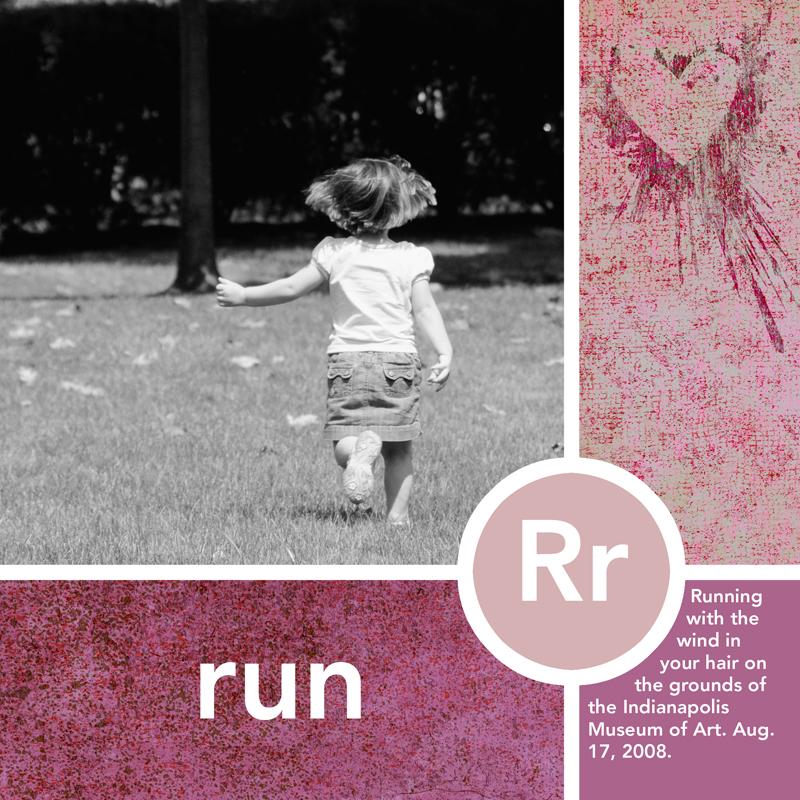 R-run