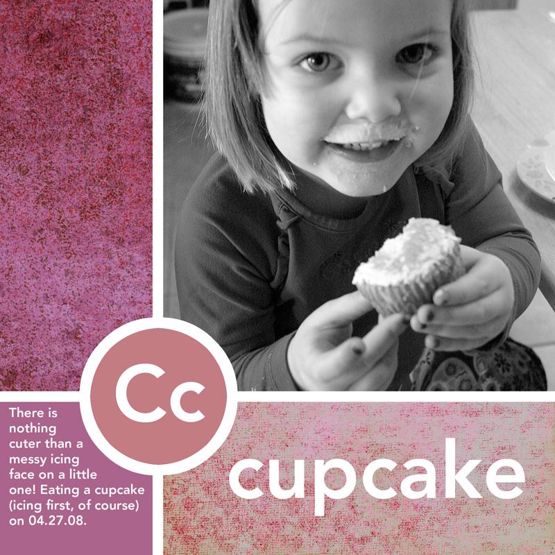 C-cupcake