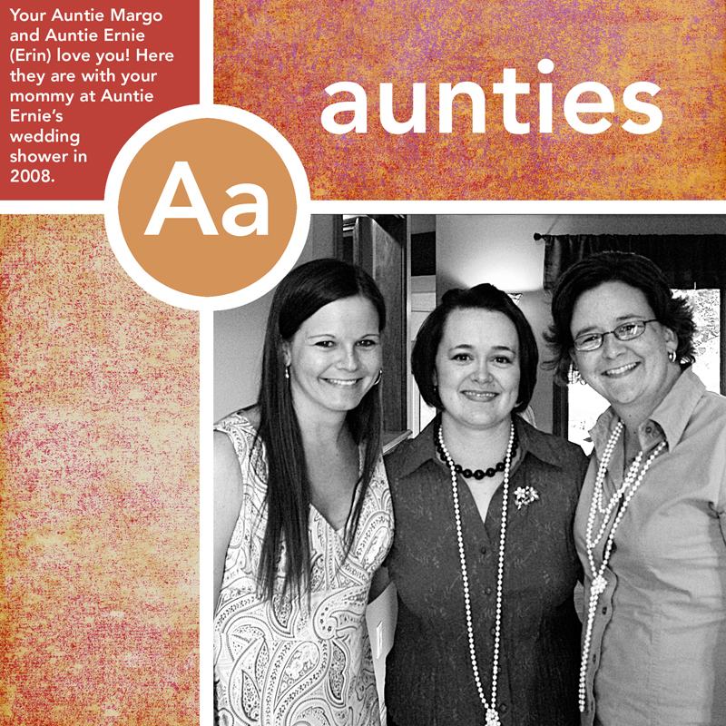 A-aunties