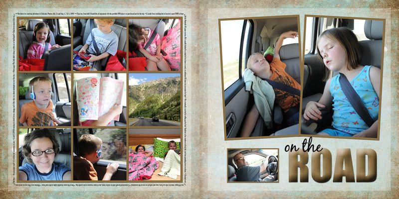 2009 07 31 - 08 01 Road trip - us